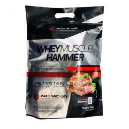 WHEY MUSCLE HAMMER (1,8KG) - Chocolate